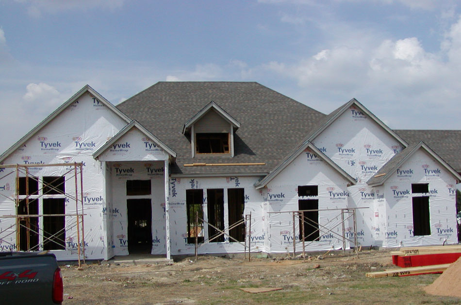 Green energy efficient construction d r moss quality for Building the most energy efficient home