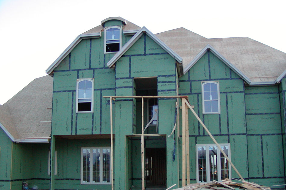 Green energy efficient construction d r moss quality for Green efficient homes