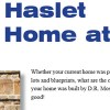 Building Haslet One Home at a Time